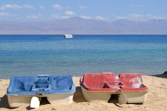 Sinai seashore. Stock Image