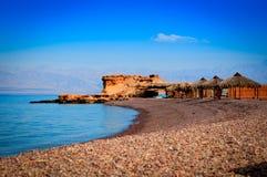 Sinai seashore Stock Images