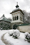 Sinaia修道院 免版税图库摄影
