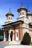 sinaia μοναστηριών Στοκ φωτογραφία με δικαίωμα ελεύθερης χρήσης
