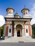 sinaia της Ρουμανίας μοναστηρ&io Στοκ Φωτογραφία