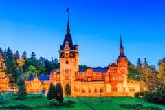 Sinaia, Румыния Стоковое Изображение