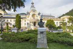Sinaia casino Stock Images
