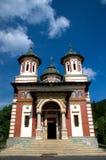 Sinaia Monastery. The Great Church of Sinaia Monastery, in Sinaia, Prahova County, Romania. The Great Church was built between 1842-1846 Stock Photography