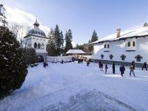 Sinaia Monastery Stock Photo
