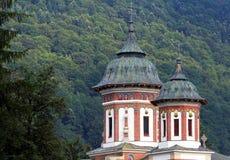 Sinaia Monastery in Carpathian mountains, Romania. Sinaia Monastery in Carpathian mountains, Prahova County, Romania stock image