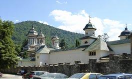 Sinaia Monastery. The Sinaia Monastery, a monastery located in Romania stock images