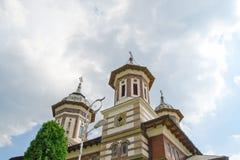 The sinaia monastery Royalty Free Stock Image