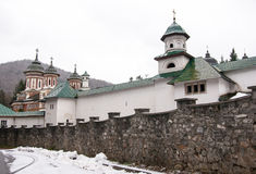 Sinaia Monastery Royalty Free Stock Photo