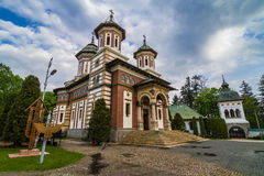 Sinaia Monastery Romania Stock Photography