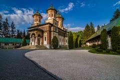 Sinaia Monastery Romania. The Sinaia Monastery; a monastery located in Transilvania Romania stock image