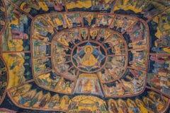 Sinaia Monastery Romania. The Sinaia Monastery; a monastery located in Transilvania Romania royalty free stock image