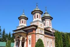 Sinaia Monastery, Romania Royalty Free Stock Image