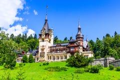 Sinaia, Roemenië Royalty-vrije Stock Afbeelding