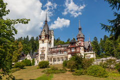 Sinaia, Romania Royalty Free Stock Photography