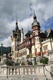 sinaia zamek peles Romania Obrazy Stock