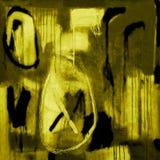 Sinais abstratos Foto de Stock