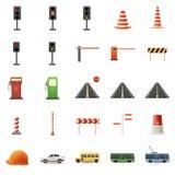 Sinais de estrada Imagem de Stock Royalty Free