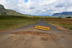 Sinais de estrada Foto de Stock Royalty Free