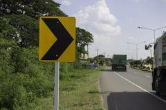 Sinais de tráfego Fotos de Stock