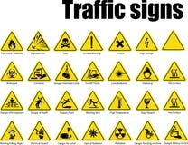 Sinais de tráfego simplesmente você empresa ilustração do vetor