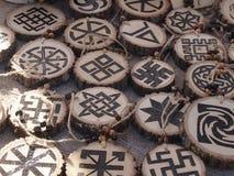 Sinais e símbolos Imagem de Stock