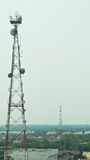 Sinal da antena Imagem de Stock
