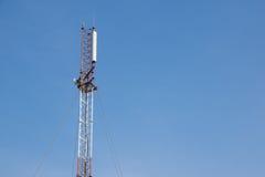 Sinal da antena Imagem de Stock Royalty Free