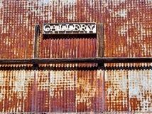 Sinal da galeria do vintage Imagem de Stock
