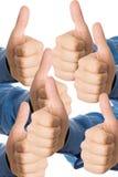 Sinal da mão Imagem de Stock Royalty Free