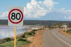 Sinal de estrada Fotografia de Stock Royalty Free