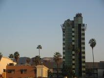 Sinal 01 de Hollywood Foto de Stock Royalty Free