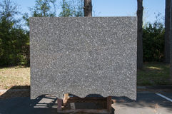 Sinal de mármore Imagem de Stock
