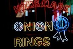 Sinal de néon 2 Imagem de Stock