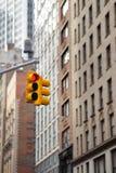 Sinal de New York City Foto de Stock Royalty Free