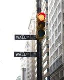 Sinal de rua Fotografia de Stock