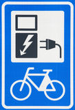 Sinal de tráfego Imagem de Stock