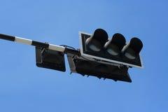 Sinal de tráfego Foto de Stock