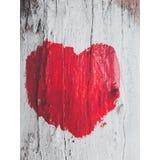 Sinal do amor imagens de stock