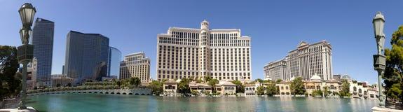Sinal do obelisco para o casino do hotel de Luxor em Las Vegas Imagem de Stock Royalty Free
