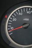 Sinal do Seatbelt Imagens de Stock