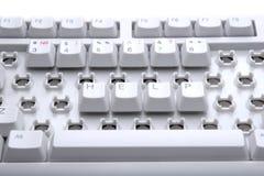 Sinal do teclado da ajuda imagem de stock royalty free