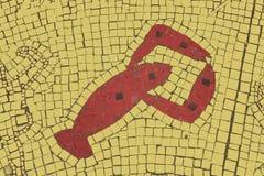 Sinal do zodíaco do câncer Imagens de Stock Royalty Free