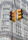 Sinal em NYC Foto de Stock Royalty Free