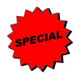 Sinal especial Imagem de Stock