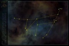 Sinal estilizado do zodíaco Imagens de Stock Royalty Free
