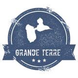 Sinal grandioso-Terre do logotipo Imagens de Stock Royalty Free