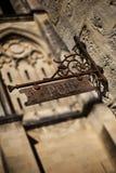 Sinal oxidado do bar Fotografia de Stock