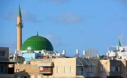 Sinan Basha Mosque stock afbeeldingen