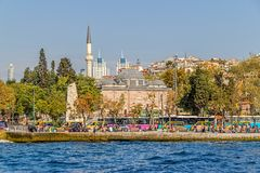 Sinan Pasha Mosque Royalty Free Stock Images
